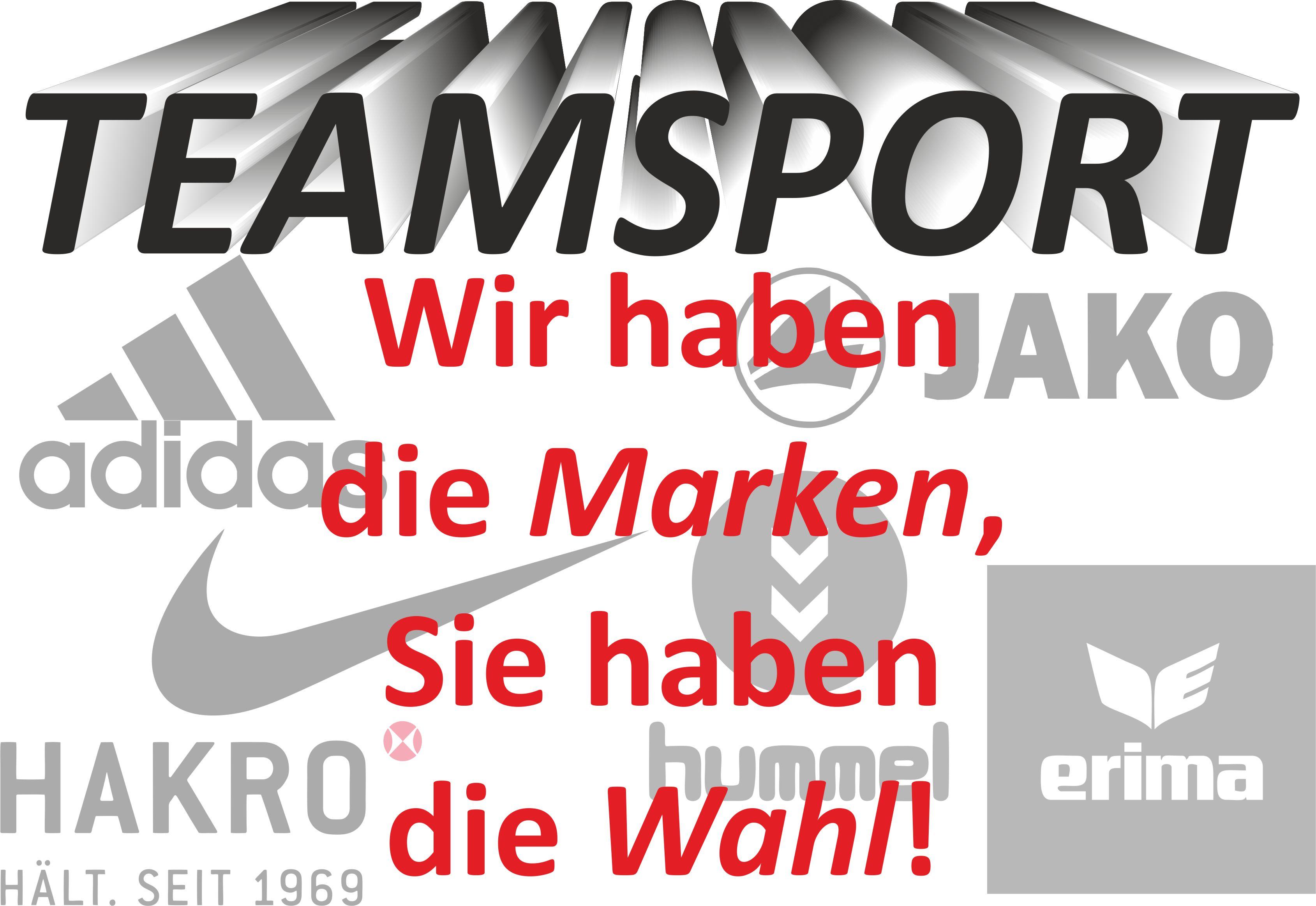 Teamsport NEU